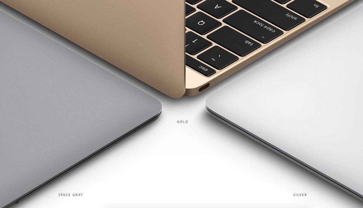 Colori MacBook