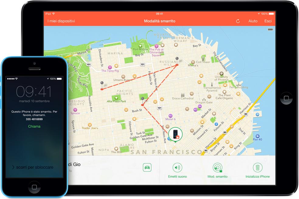Come rintracciare un telefono iOS, Android o Windows Phone