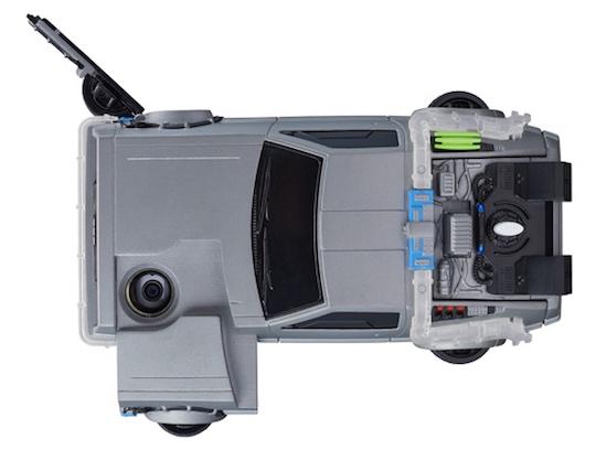 Custodia iPhone DeLorean