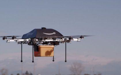 Amazon Prime Air: alla fase di test della consegna via droni