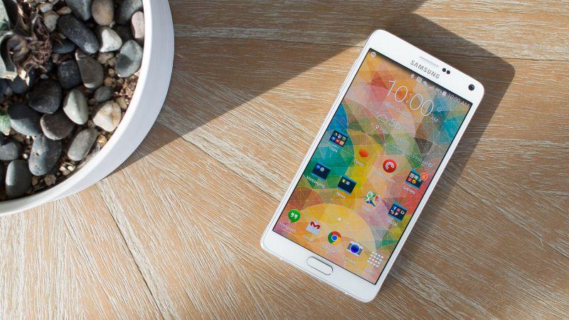 Galaxy Note 4 RAM