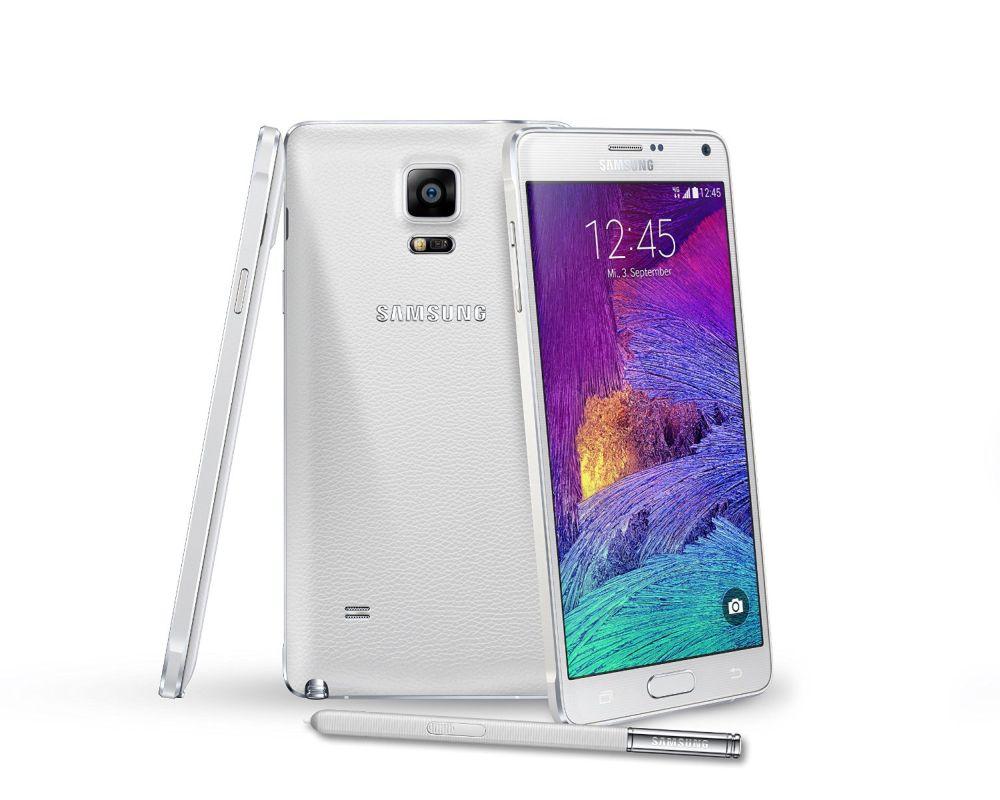 Galaxy Note 4 fotocamera