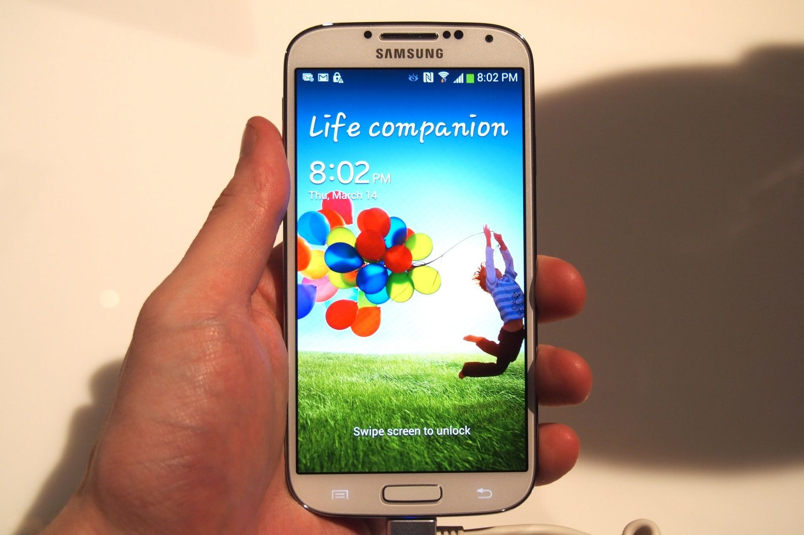 Galaxy S4 scheda tecnica