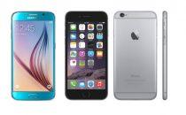 Samsung Galaxy S6 vs iPhone 6 Plus: confronto tra scheda e caratteristiche
