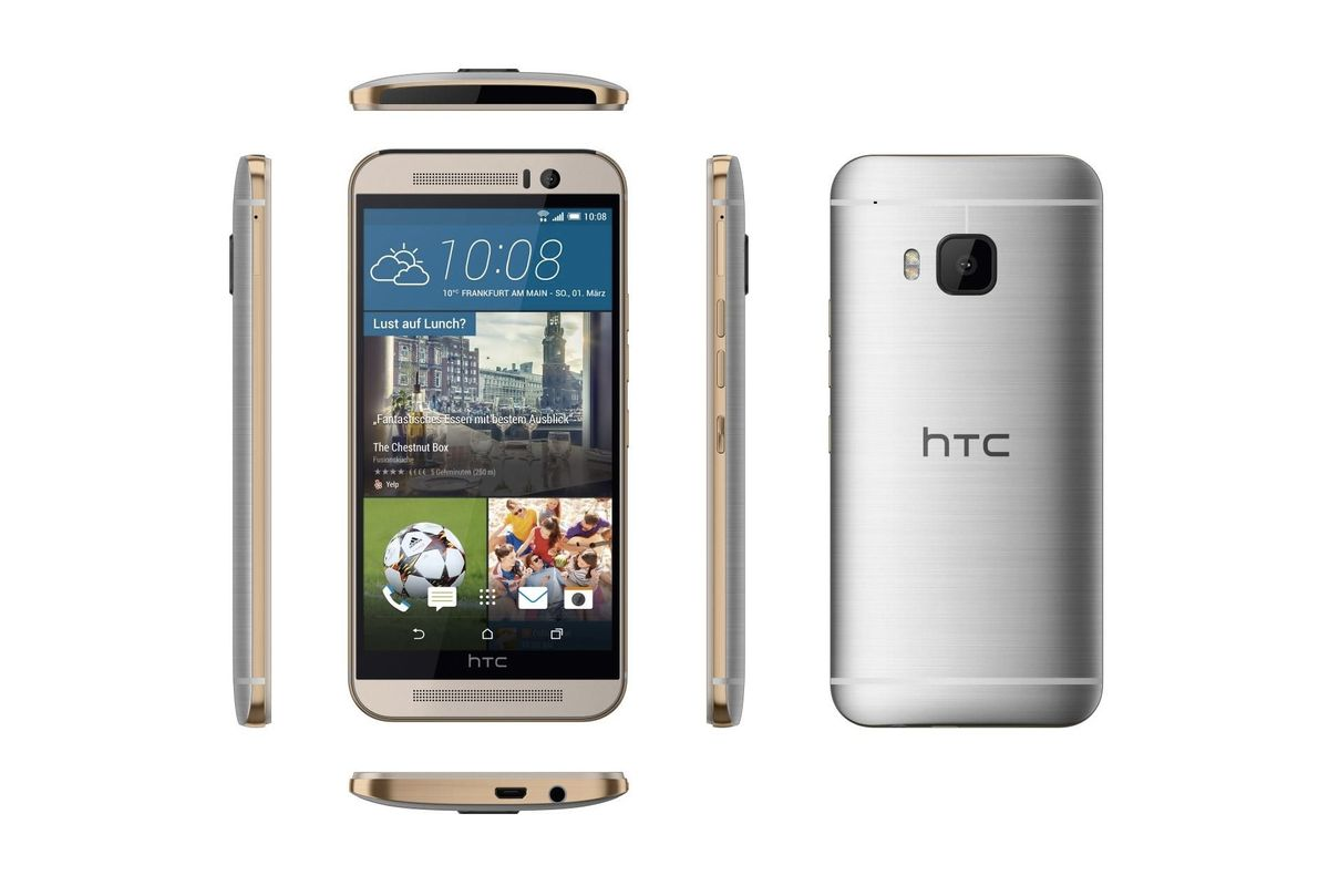 HTC One M9 scheda tecnica