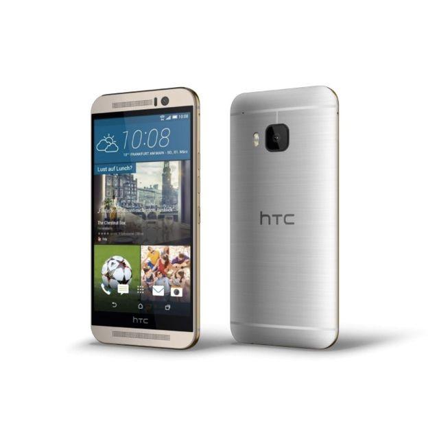 HTC One M9 schermo
