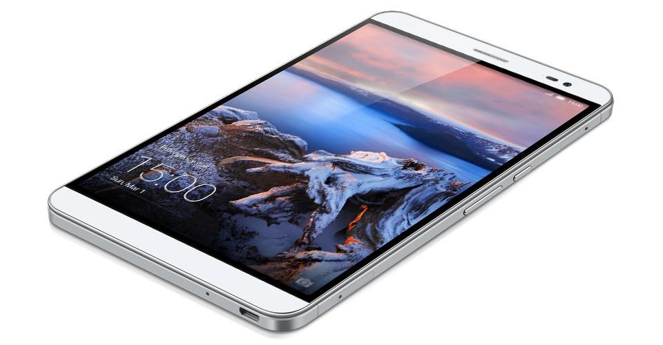 Huawei MediaPad X2 uscita