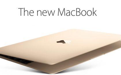 MacBook 12 pollici Retina: caratteristiche e prezzo