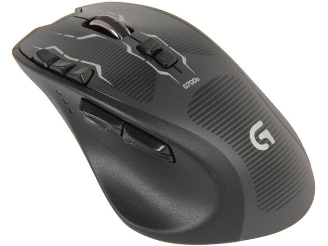 LOGITECH G700S 910 003584 RECHARGEABLE GAMING MOUSE