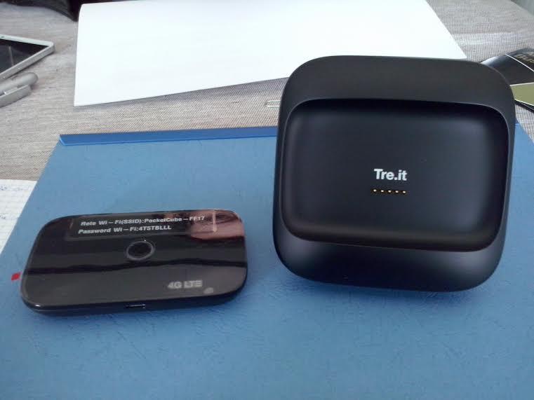 Tre PocketCube in anteprima il gadget per la connettività ovunque