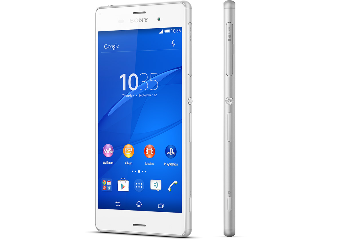 Sony Xperia Z3 Android