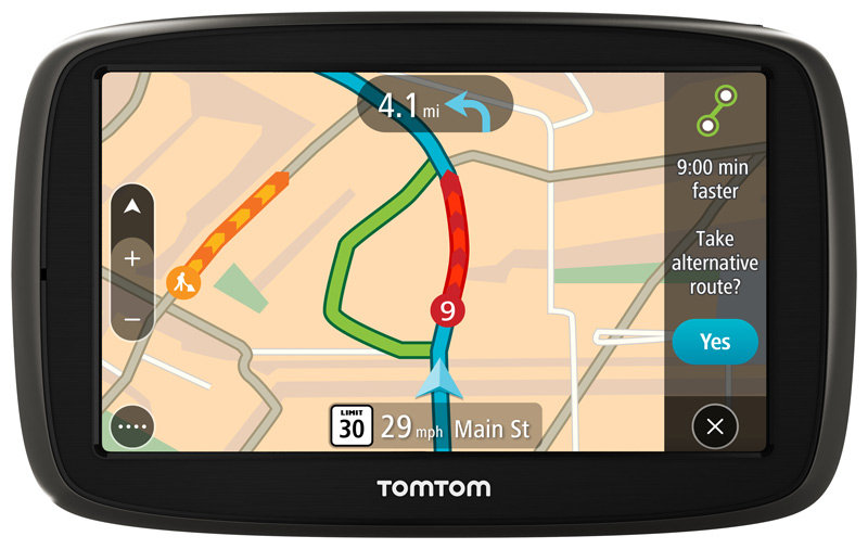 TomTom Go 50: recensione del navigatore GPS