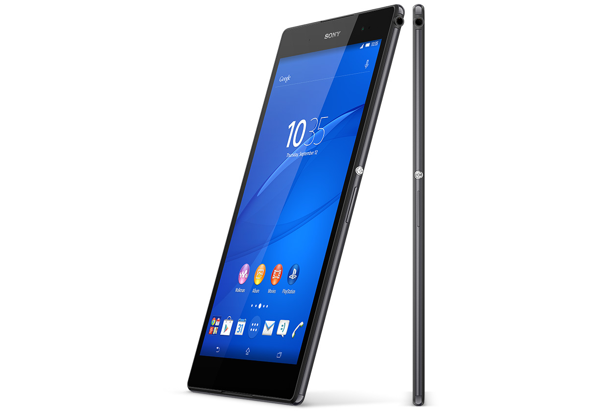 Xperia Z3 Tablet cover
