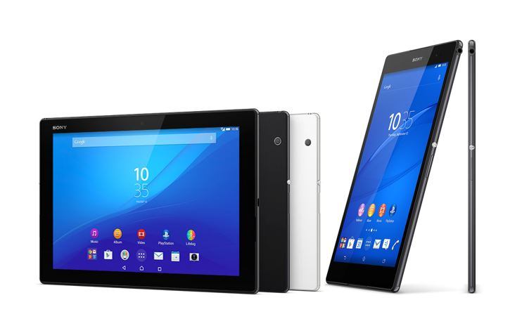 Xperia Z4 Tablet vs Xperia Z3 Tablet Compact