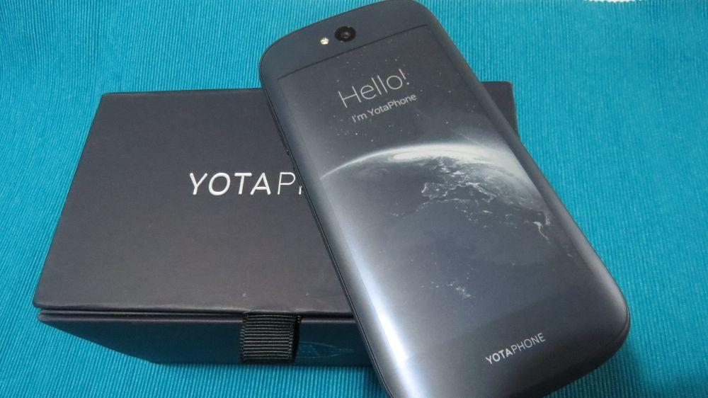 YotaPhone 2 recensione