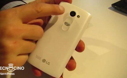 LG Leon, lo smartphone ruggente