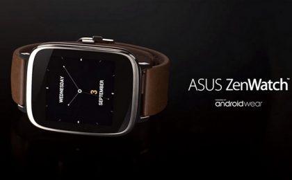 Asus Zenwatch in uscita in Italia: prezzo e scheda tecnica