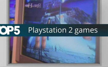 I 5 migliori giochi per PS2