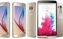 Samsung Galaxy S6 vs LG G3: sfida tra top di gamma
