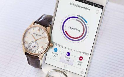 Horological Smartwatch: orologio tech di lusso