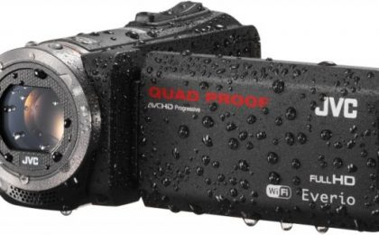 Videocamere JVC: i nuovi modelli Full HD waterproof