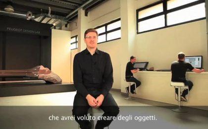 Le tecnologie Peugeot al Milan Design Week