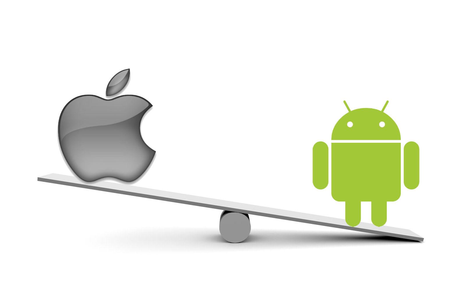 10 cose di Android che vi mancheranno su iPhone