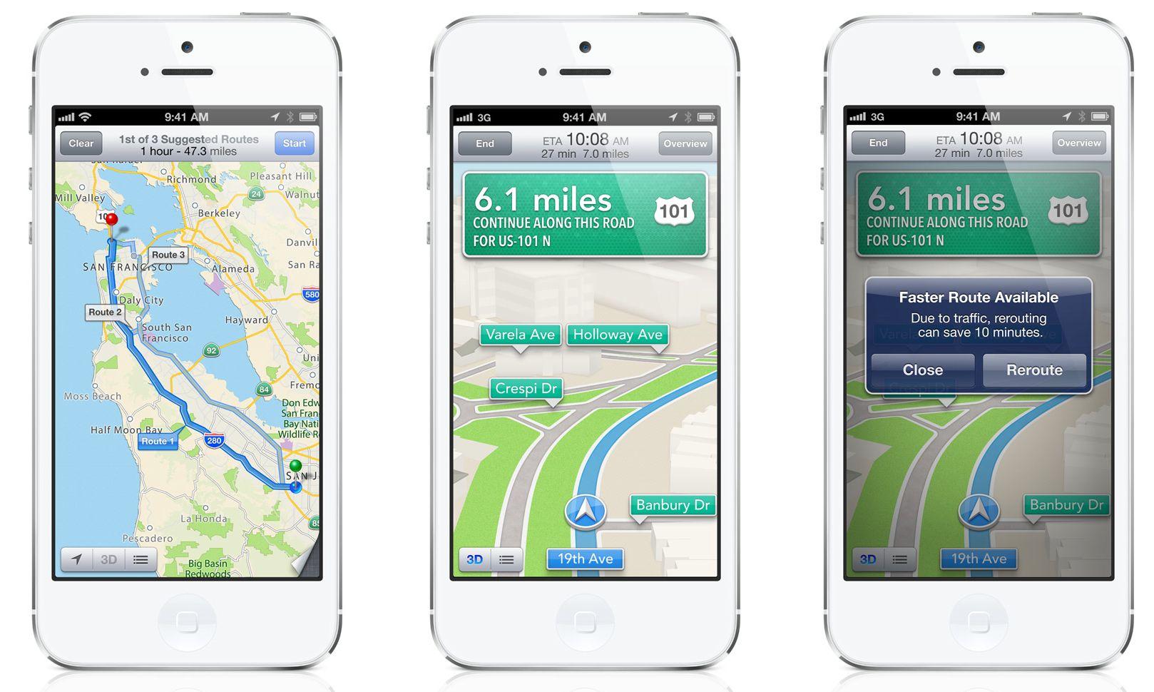 Come cancellare la cronologia delle Mappe su iOS 8
