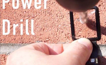 Apple Watch torturato: lo schermo è in-graffiabile [VIDEO]