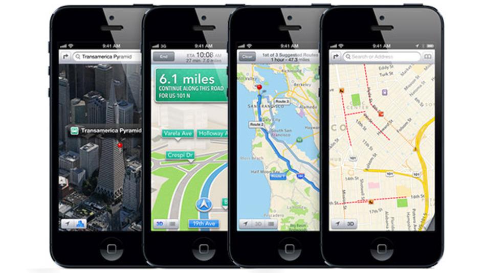 Cancellare cronologia Mappe iOS 8