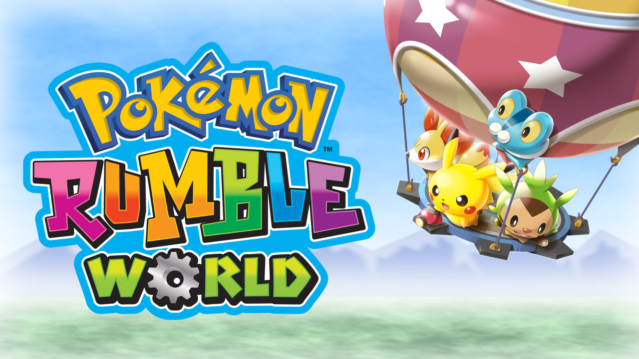 Download Pokémon Rumble World