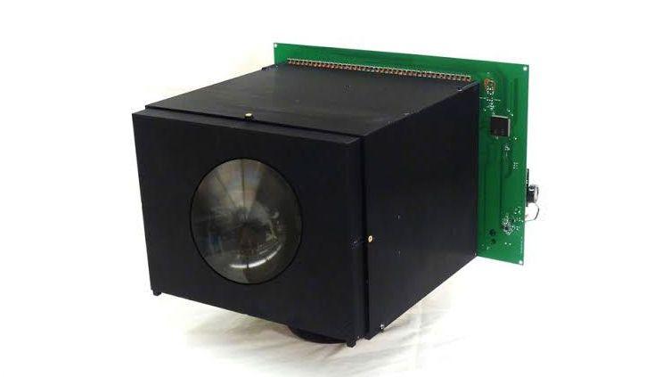 La prima fotocamera dalla batteria infinita