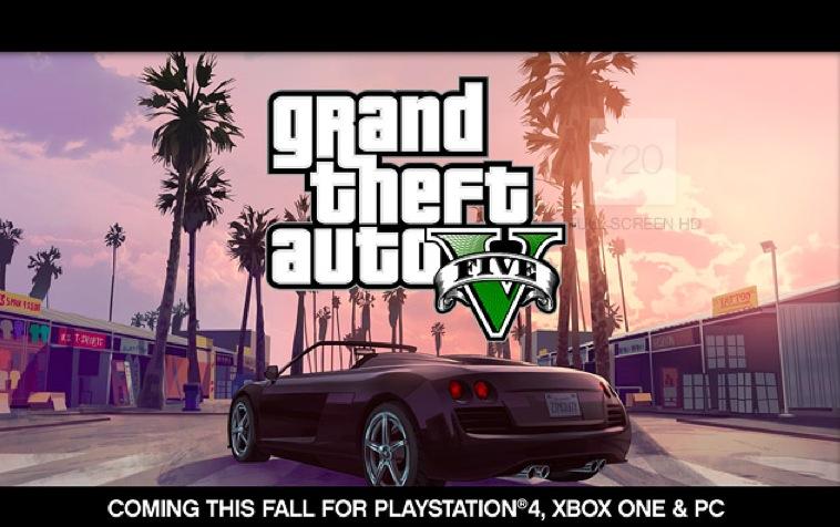 GTA 5 PC PS4 e Xbox One