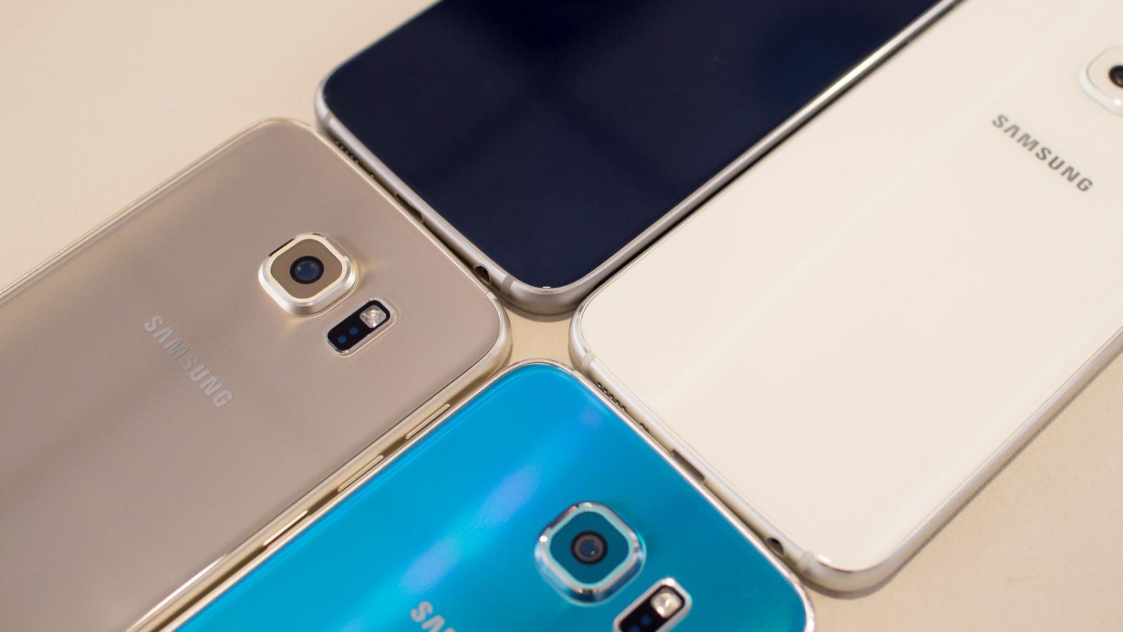 Galaxy S6 preordine