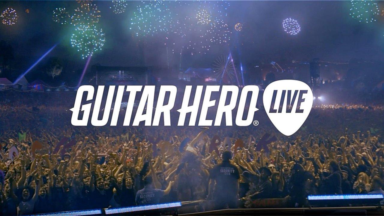 Guitar Hero Live: canzoni e novità del gioco