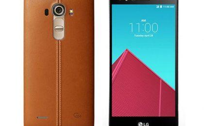 LG G4 prezzo, uscita in Italia e scheda tecnica ufficiali