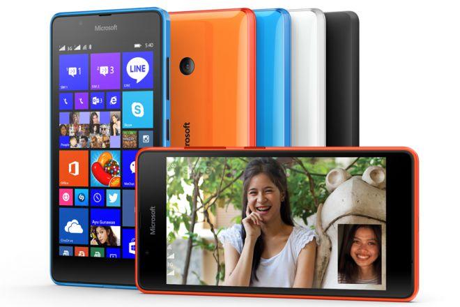 Lumia 540 Dual Sim: scheda tecnica e prezzo