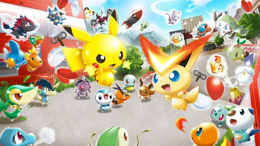 Pokémon Rumble World in uscita: 55 minuti di video gameplay