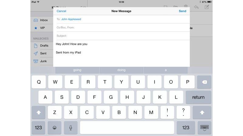 QuickType iOS 8