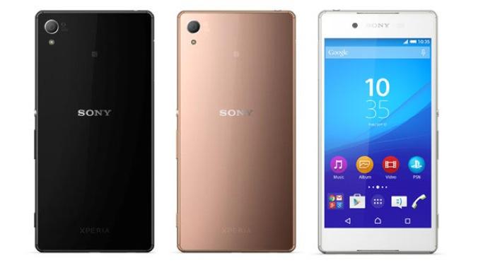 Sony Xperia Z4 ufficiale