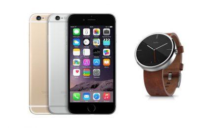 Android Wear: la compatibilità con iPhone in arrivo