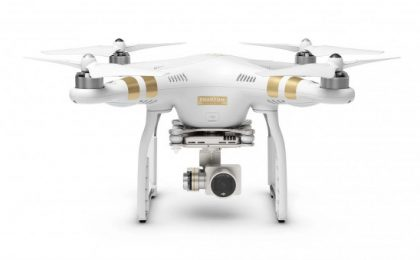 DJI Phantom 3: il drone che registra in 4K