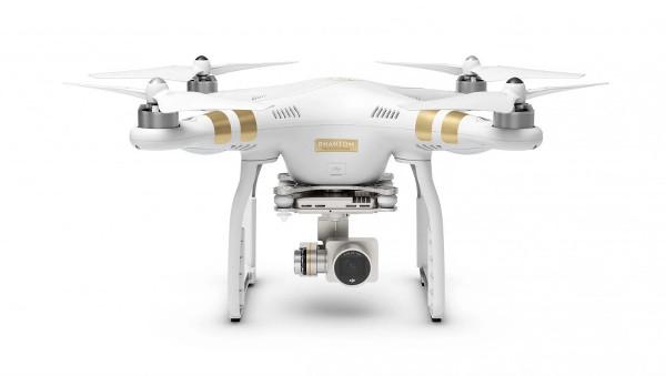 DJI Phantom 3: il drone che registra in 4K