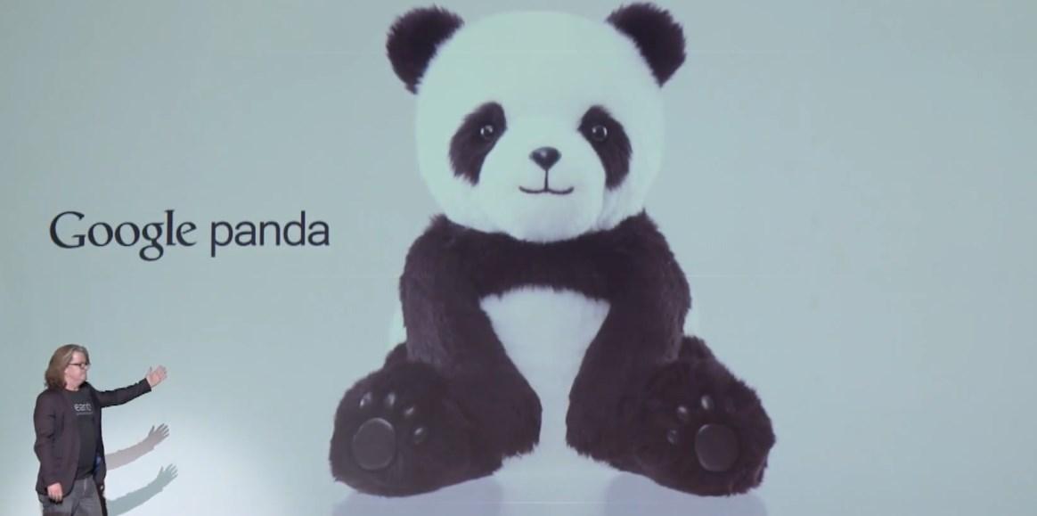 Google Panda: il Pesce d'Aprile del colosso americano