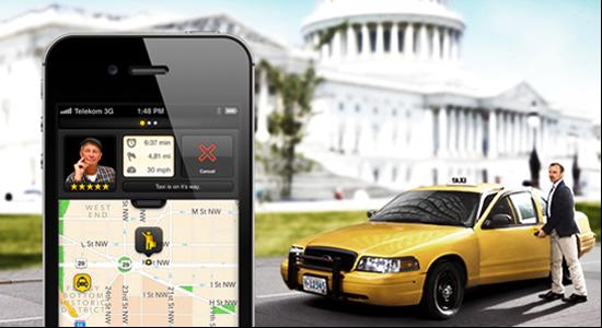Mytaxi, l'app anti-Uber arriva per Expo 2015