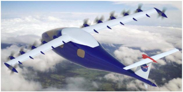 La NASA lancia l'alternativa al Solar Impulse