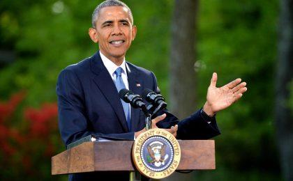 Barack Obama su Twitter: lo sbarco di POTUS