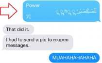 iPhone: problema crash con messaggio, come risolverlo
