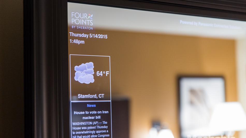 Maggiordomi robot e specchi intelligenti per gli hotel del futuro
