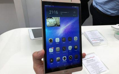 Huawei MediaPad M2: scheda tecnica e prezzo